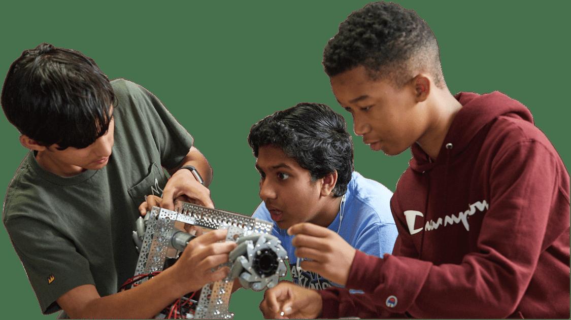 US Robotics Students