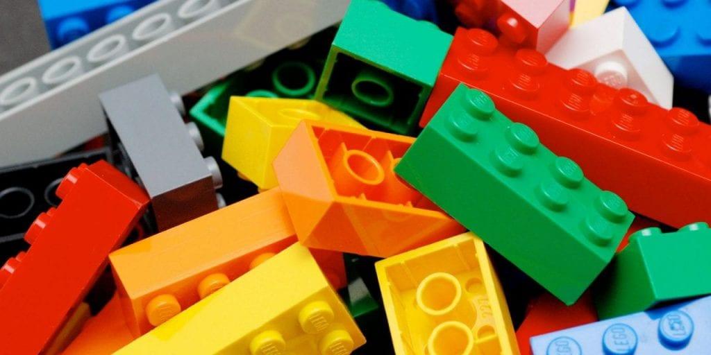 Photo of building blocks