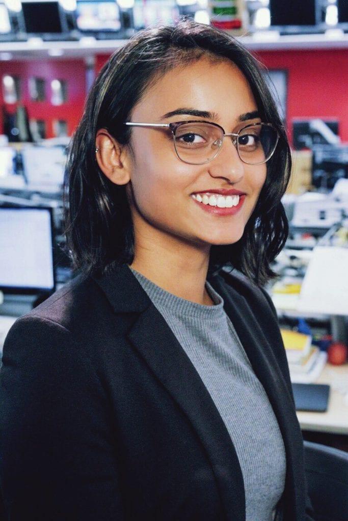 Ritu Prasad ('10)